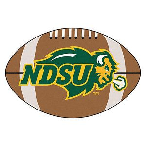 "North Dakota State ""NDSU"" Bison Football Rug 22""x35"""