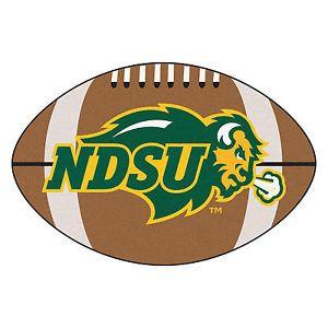 "North Dakota State ""NDSU"" Bison Football Rug 22""x35"""