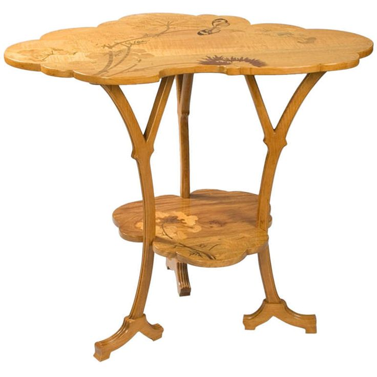 modern art nouveau furniture. Emile Gall French Art Nouveau Wooden Modern Furniture