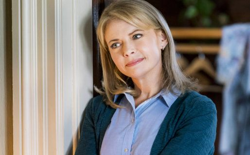 Faith Ford as Donna in Karen Kingsbury's The Bridge | Hallmark Channel    Faith Ford, an American actress.   Born: September 14, 1964 (age 52 years), Alexandria, LA  Height: 5′ 7″  Children: 1 son  Spouse: Campion Murphy (m. 1998), Robert Nottingham (m. 1989–1996)  Siblings: Devon O'Day