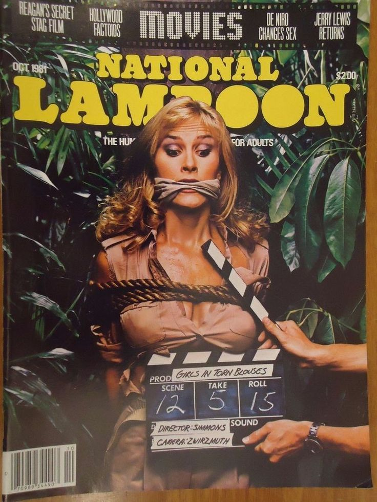 vintage national lampoon #magazine october 1981 from $7.95