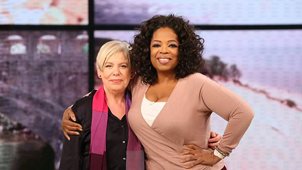 Tomorrow morning on Super Soul Sunday! Karen Armstrong joins Oprah Don't miss this lauded religious historian who found faith after losing her way!