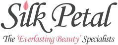 WWW.SILKPETAL.CO.UK SPECIALISTS IN HIGH-QUALITY ARTIFICIAL FLOWERS & HOME FASHIONS.