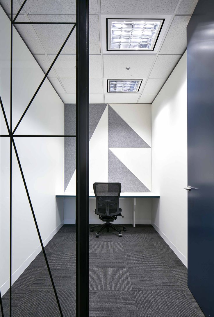 Perpetual Commercial Office Fitout Meeting Room