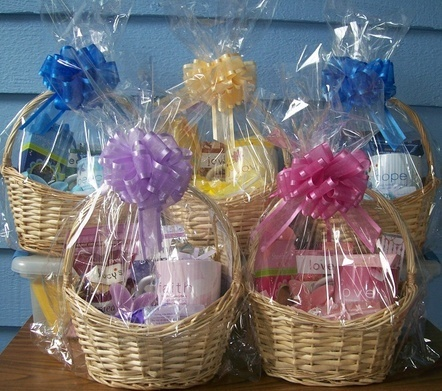 1255 best gift ideas images on pinterest gift baskets gift basket of blessings christian gift baskets negle Gallery