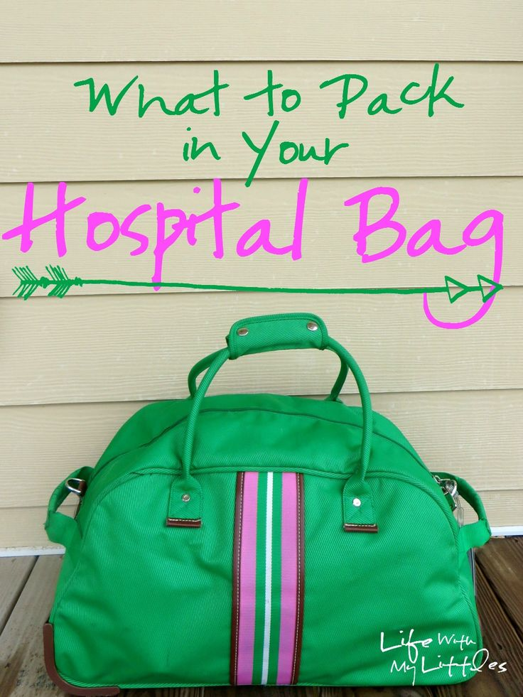 What to Pack In Your Hospital Bag: Tips from a second-time mama about what to bring to the hospital!