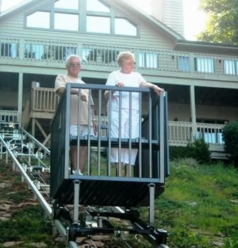 52 best lifts elevators images on pinterest for 2 story wheelchair lift