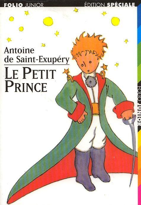 Saint-Exupéry Le Petit Prince