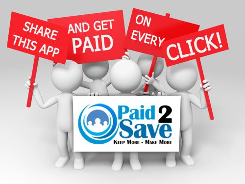 Do you have a mobile phone? Would you like to help people save money in stores in your local area? Make money doing it? Think about it. See for yourself www.paid2save.com/steelbeautyinc Get your free Paid2save mobile app today and join the revolution. App Store for iPhone. Android Market for Android. We're just getting started folks. Don't get left behind!