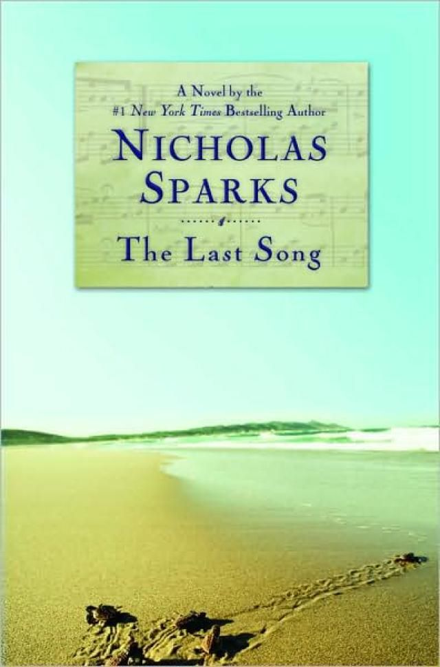 Your Quickie Guide to Every Nicholas Sparks Book: 2009 - 'The Last Song' I have seen the movie but still need to read the book.