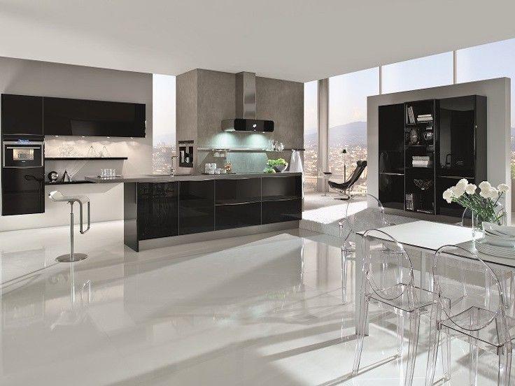 44 besten Küche mit Hochglanz Fronten Bilder auf Pinterest ...