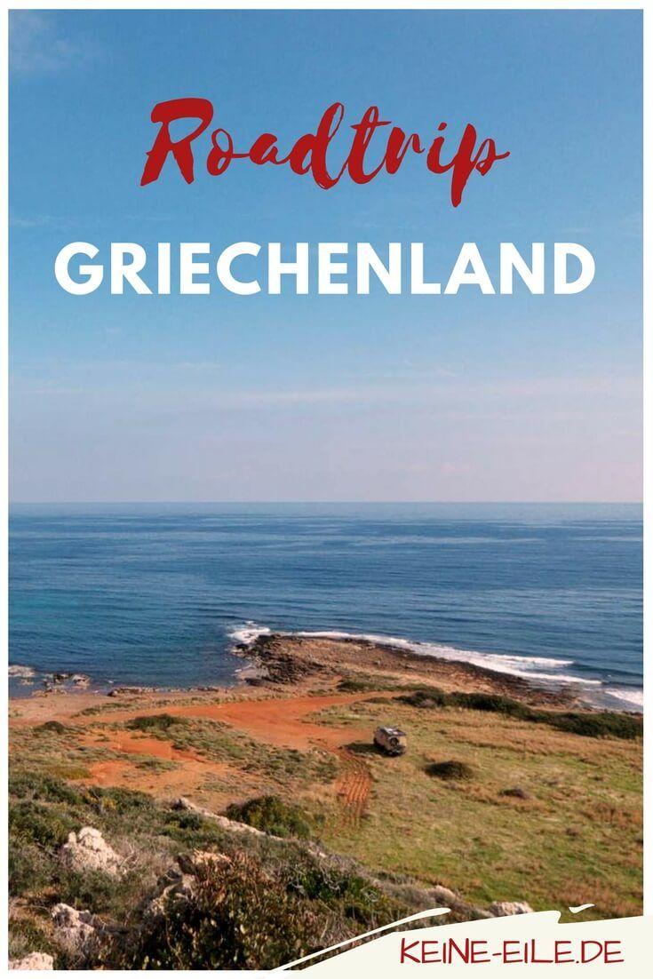 Reisebericht Griechenland: Mit dem Wohnmobil von Kranidi nach Agios Fokas