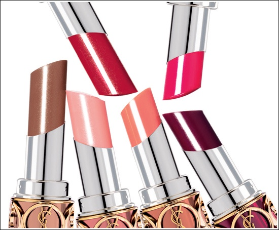 YSL Volupte Sheer Candy Launches