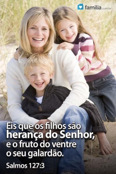 Familia.com.br | O que a Bíblia nos ensina sobre ser uma mãe melhor