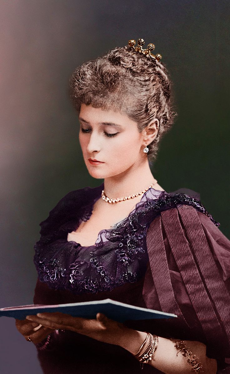 Alix colorized by Klimbims
