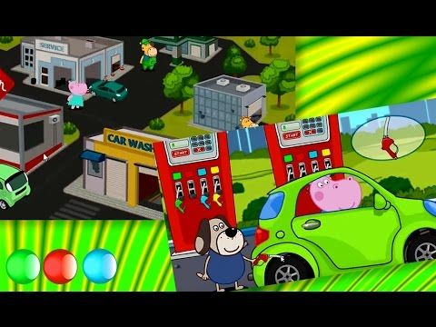 Car Service – Kids Car Wash Garage – Free Game App for Toddlers | | Best Apps & Games