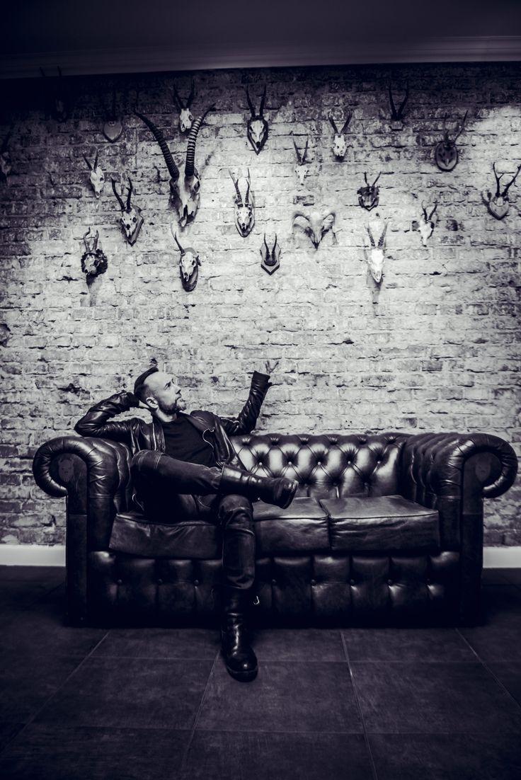 Adam Darski 'Nergal''   fot. Monika Szałek
