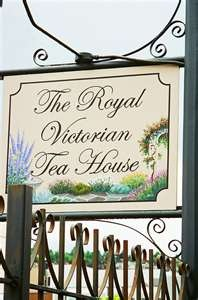 Royal Victorian Tea House...
