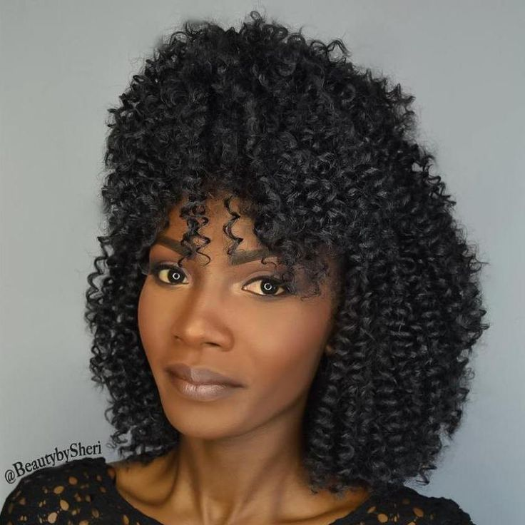 40 Crochet Braids Hairstyles for Your Inspiration | Curly ...