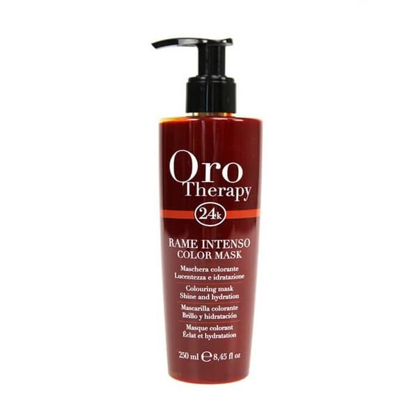 Fanola Oro Therapy Colouring Mask Rame (Copper) 250 Ml for $14