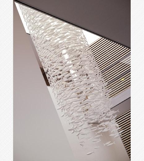 Scabetti | Installations | Shoal, W van der Zwan