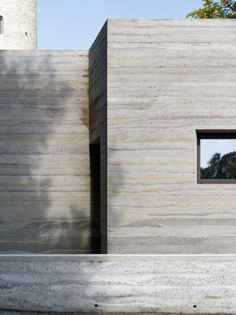 Sparrenburg visitor centre by Max Dudler