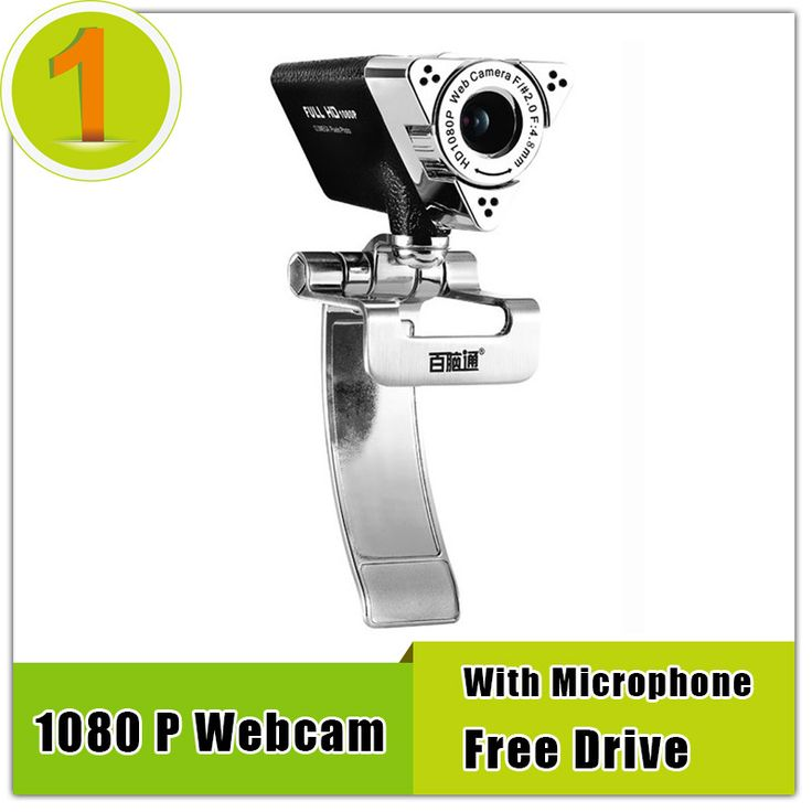 Hot Sale Webcam HD 1080p With Microphone,Maximum Resolution 1600x1200 Free Drive Web Camera With Mic For PC Laptop //Price: $69.22 & FREE Shipping //     #hashtag4