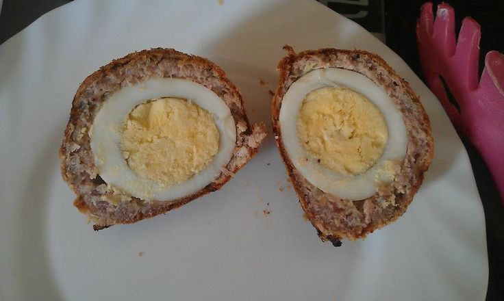 slimming world friendly recipes i have tried: Syn free scotch eggs
