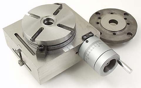 """Rotary Table, 4"""" Precision"""