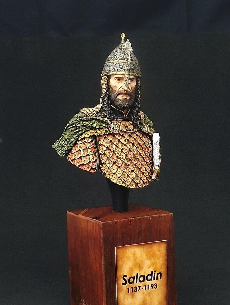 Saladin 1/10 - Nuts Planet - Pintura: Max