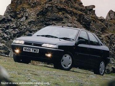 1996 Citroen Xantia VSX 2.0i Auto