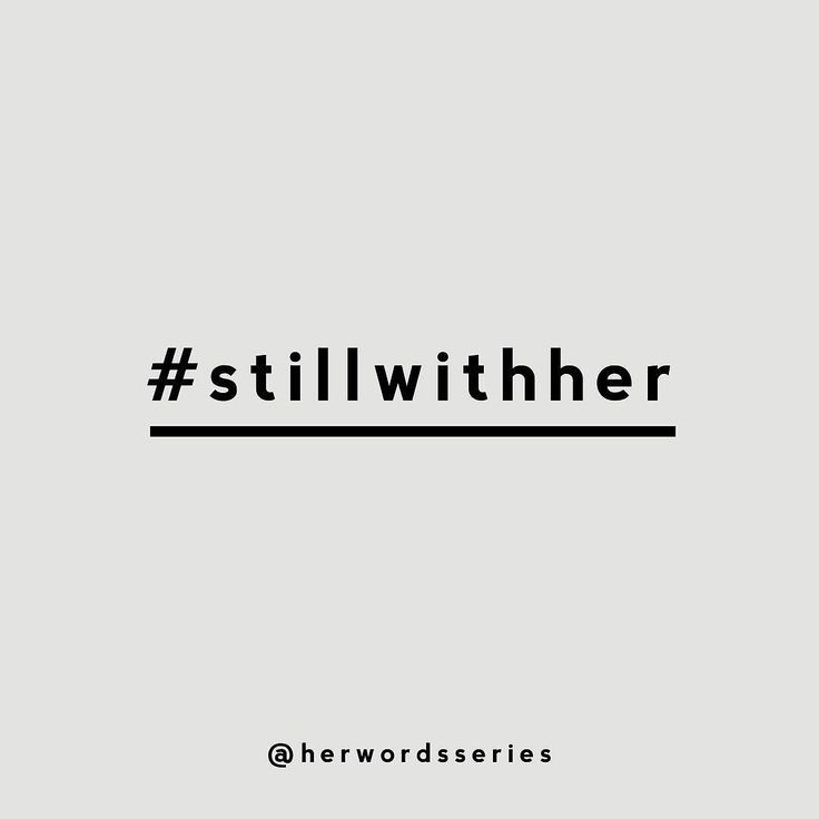 We are deeply saddened by the result of today's election. We can't believe that someone who is so openly misogynistic racist discriminative and frankly horrifying is now in such a position of power in today's world. Taking a moment to grieve then we'll continue fighting the fight. We're #stillwithher - we're with all of you who've been discriminated against and told you don't matter or that your opinions and presence aren't worthy of respect and belonging. To everyone who has lost something…