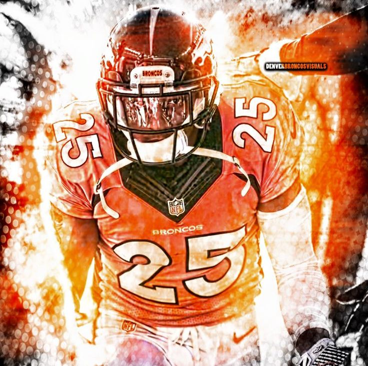 "Chris Harris Jr. - CB   ""No Fly Zone"""