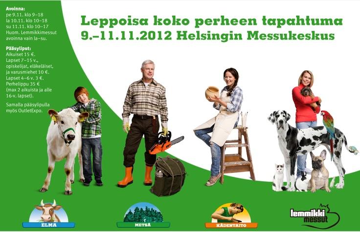 Vihreä viikonloppu 9. - 11.11.2012