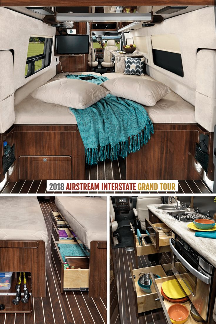 Check out the #Airstream 2018 Interstate Grand Tour EXT, now available at our Tucson, Arizona location.