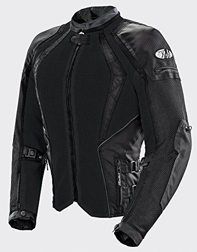 Joe Rocket Cleo Elite Womens' Textile Mesh Motorcycle Jacket