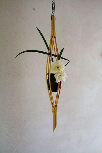 My bamboo basket