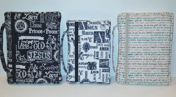 Diy Zippered Book Cover ~ Ideas about bible covers on pinterest diy bags