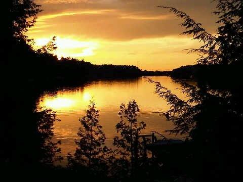 Bala, Ontario Sunset