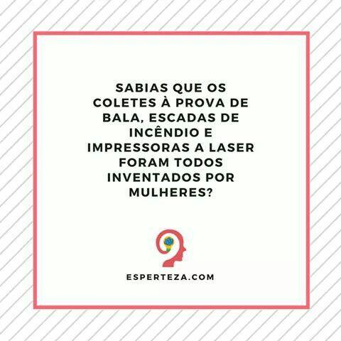 As mulheres são fantásticas!😀💪👏 #FactosDaEsperteza #EspertosESábios #Esperteza #EspertezaInformada  #insta #mulheres #instame #instamoment #instago