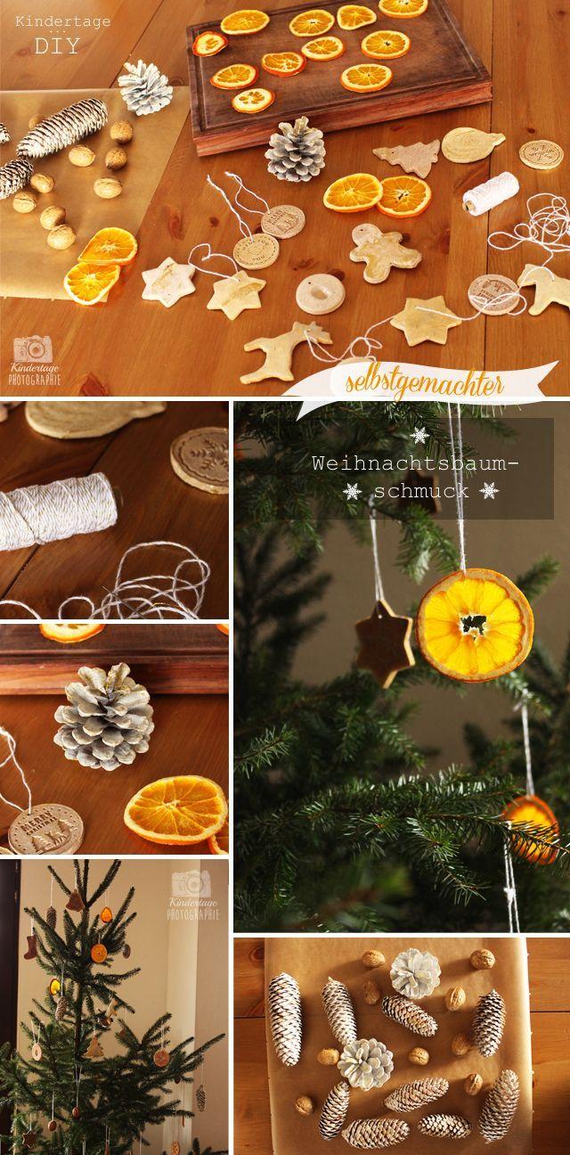 Kindertage | DIY – selbstgemachter Weihnachtsbaumschmuck | http://kindertage.eu