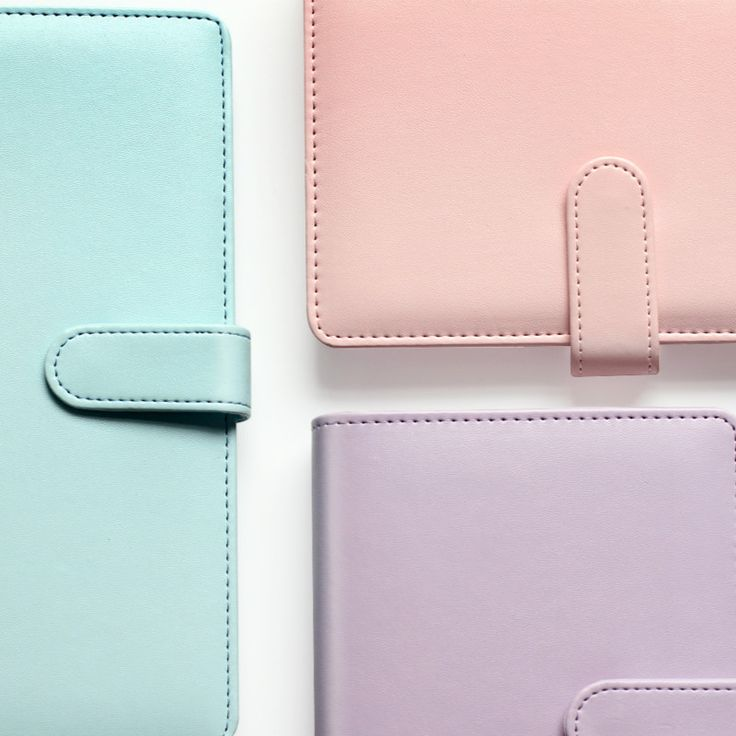 Macaron office personal organizer notebook , Cute spiral agenda planner notepad, leather binder travel journal for gift A5 A6-in Notebooks from Office & School Supplies on Aliexpress.com | Alibaba Group