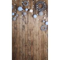 5X8ft mince vinyle photographie toile de fond personnaliser de noël toile de fond numérique impression de fond Studio ST-173