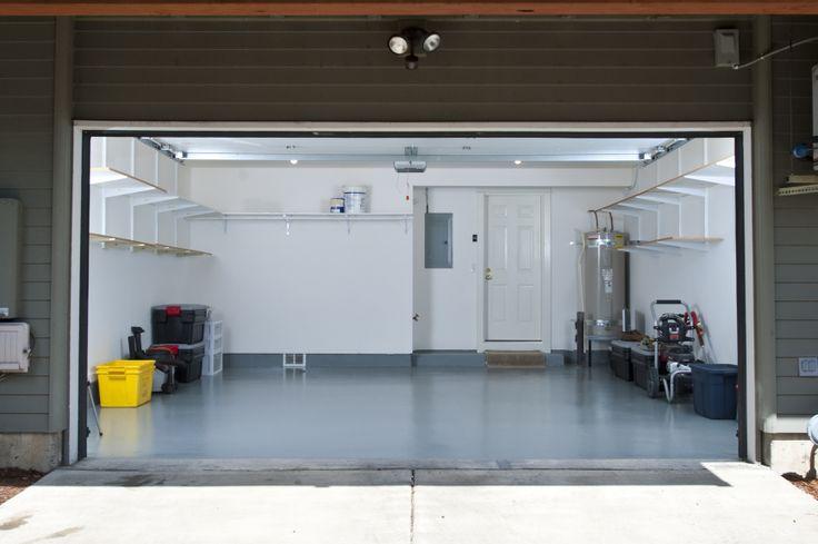 Garage Door Update Tutorial; Can be stained or painted after you update it remodelaohlic.com #garage #door