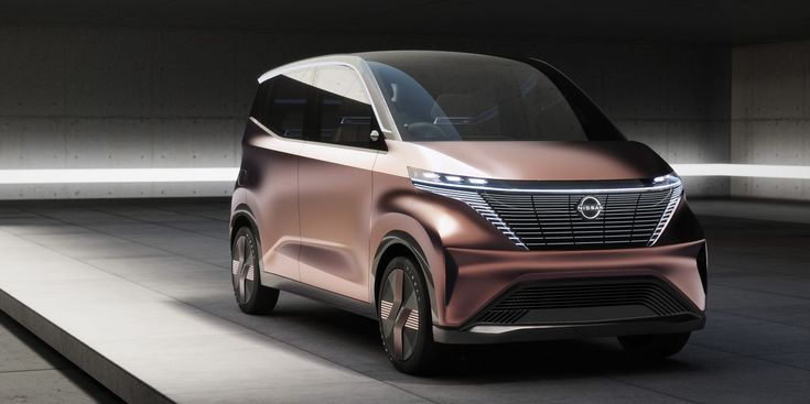 View Photos of the Nissan IMk Concept