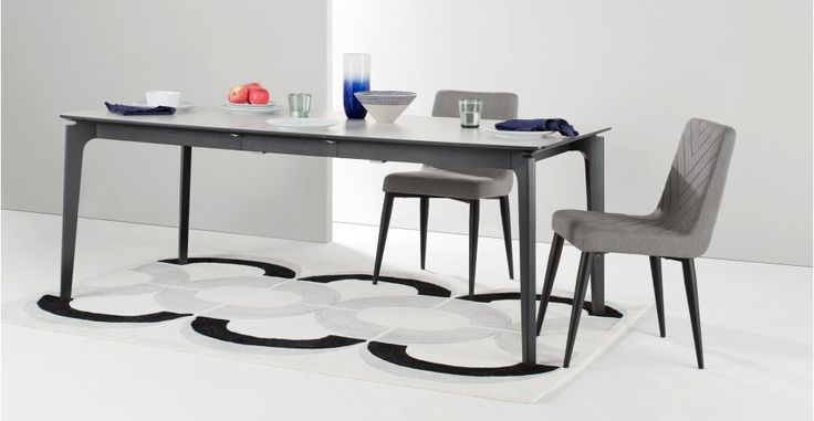 Buren Extending Dining Table | MADE.com