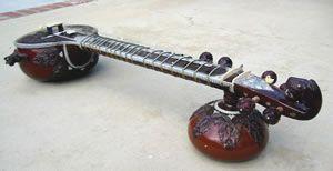 Surbahar, sitar, unusual odd unique strange experimental weird musical instruments