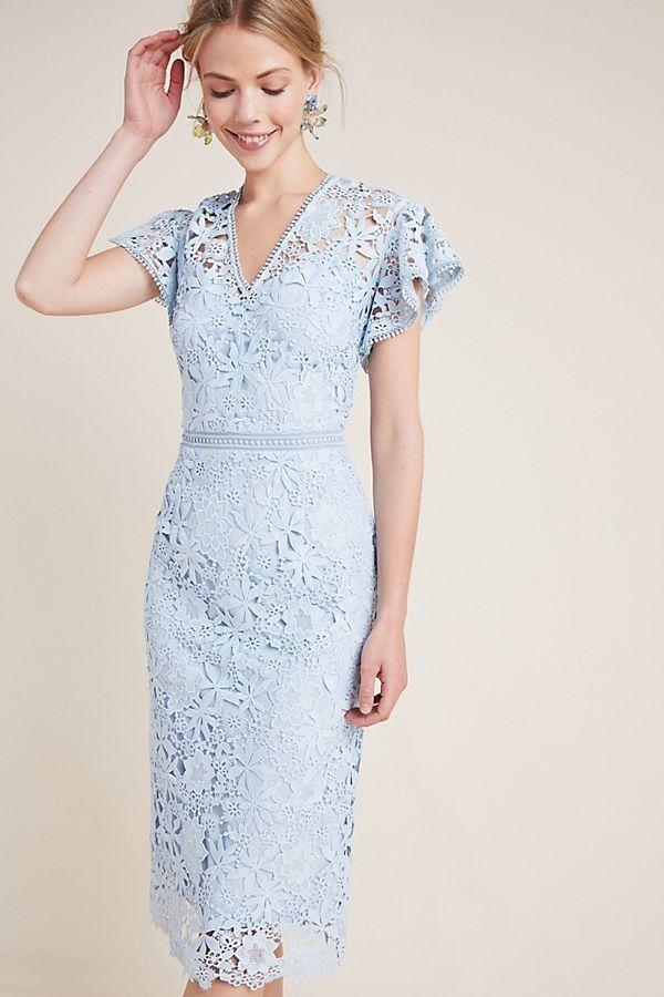 Shoshanna Taylor Lace Sheath Dress In 2019 Lace Sheath