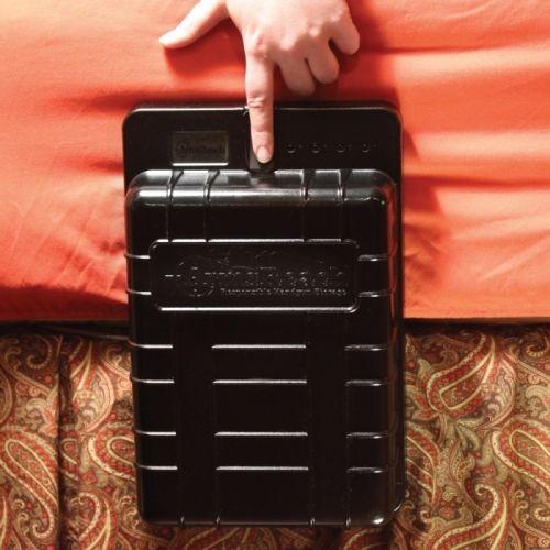 Fast Access Bedside Biometric Fingerprint Gun Safe