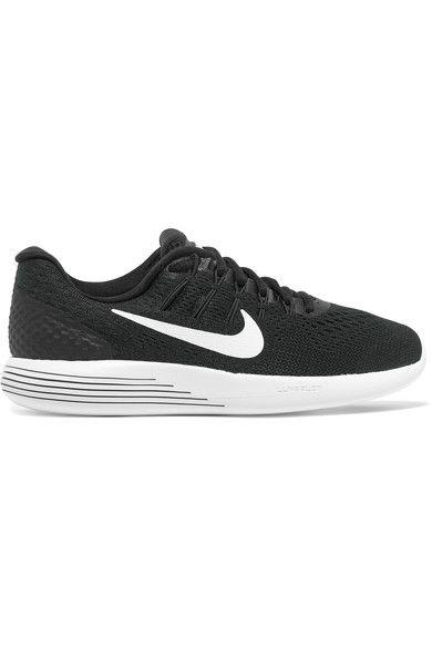 Nike - Lunarglide 8 Mesh Sneakers - Black - US10.5